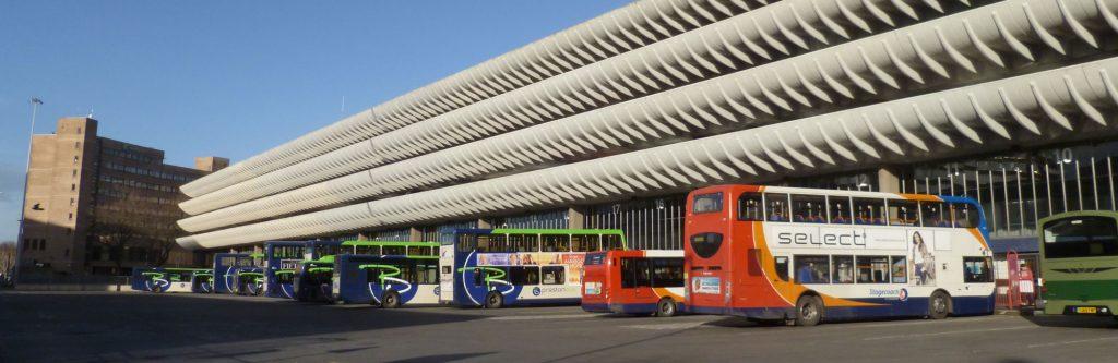 現時Preston巴士總站已被列為二級歷史建築。