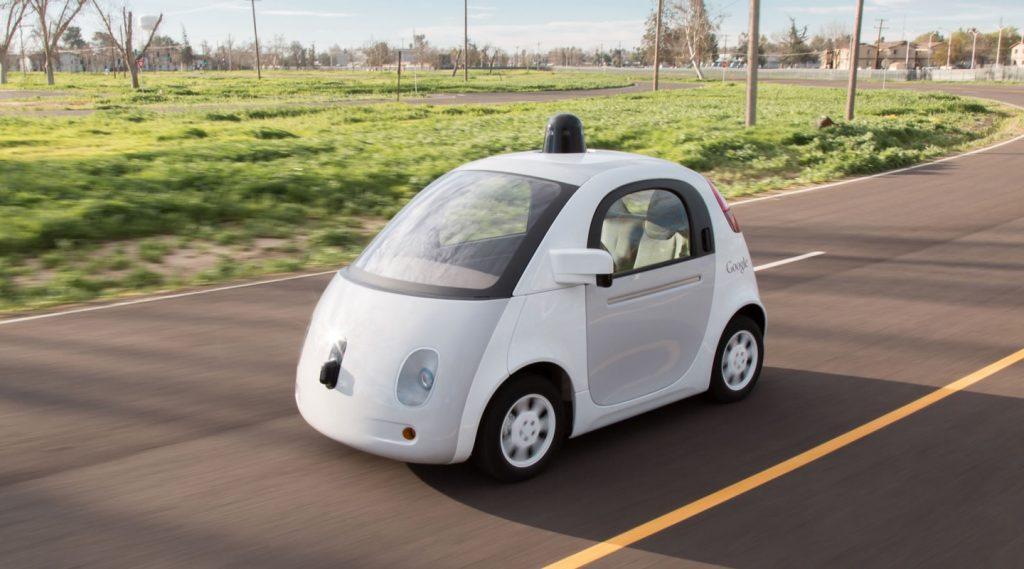 Google Pod Car