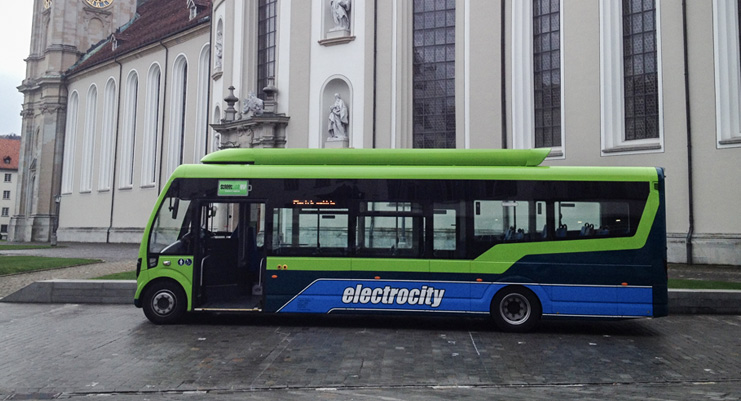StreetLite EV提供了8.8米至長9.5米長度選擇。