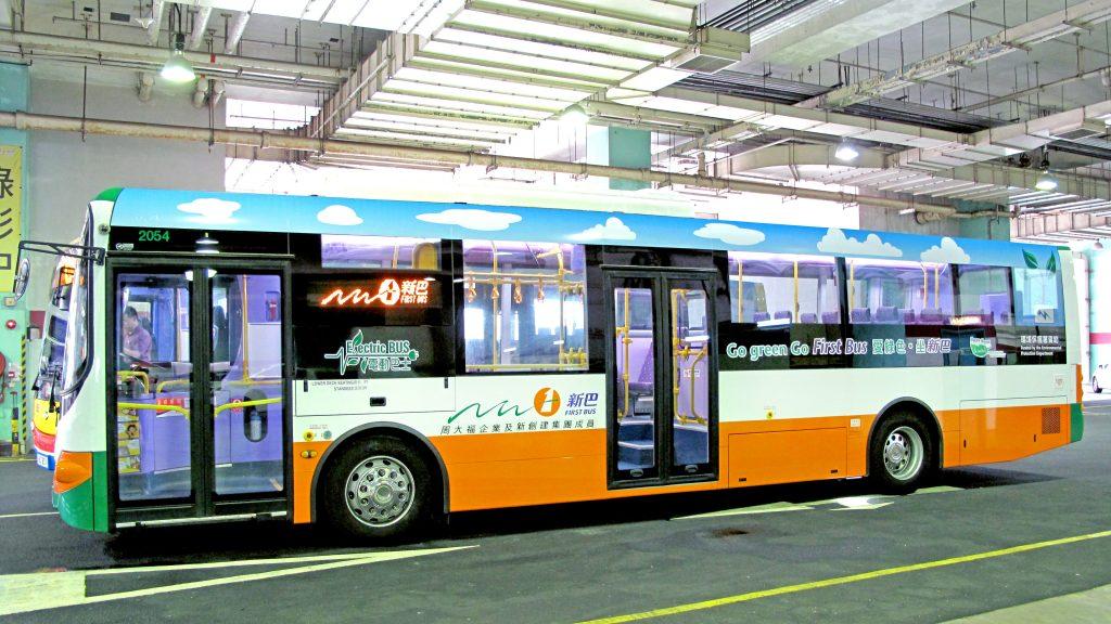 新巴神農電巴將行走78及81號路線。