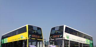 城巴8401及新巴5600