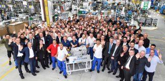 EcoLife自2007年開始生產,其第10萬台剛剛下線。
