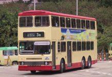 S3N100/DP4974 行走於3B路線 (Roy Cheng攝)