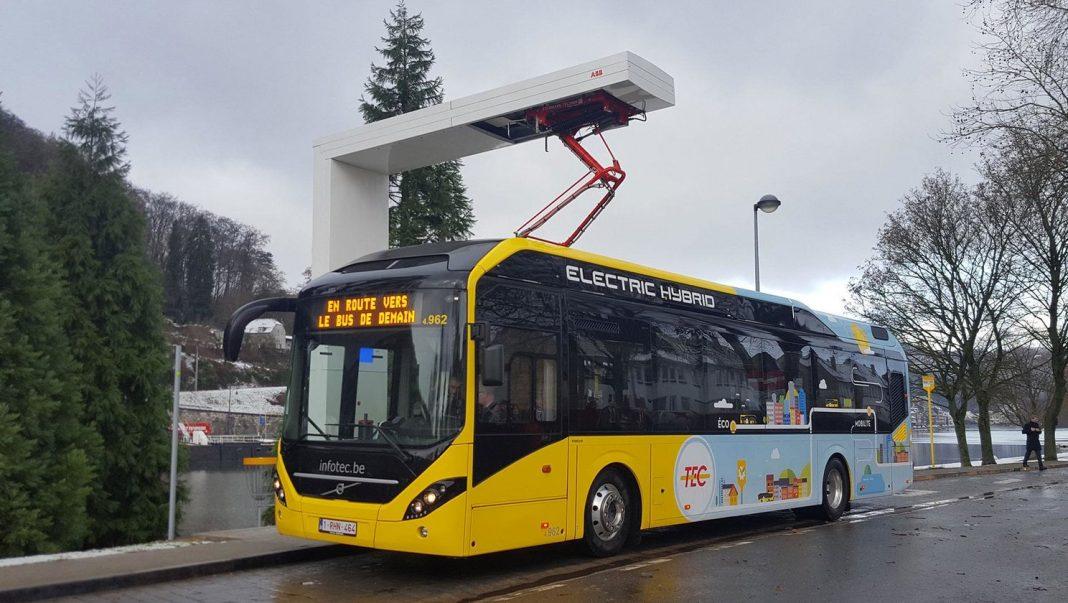 Volvo Electric Hybrid 2017