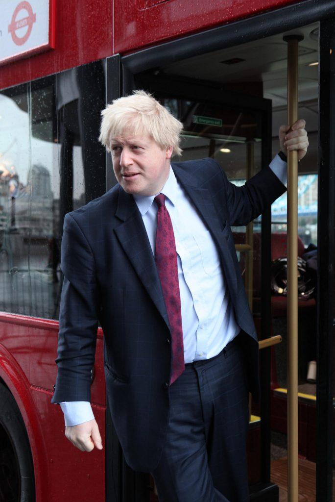NBfL是由前任倫敦市長Boris Johnson引入,以取替Routemaster,所以有Borismaster之稱。