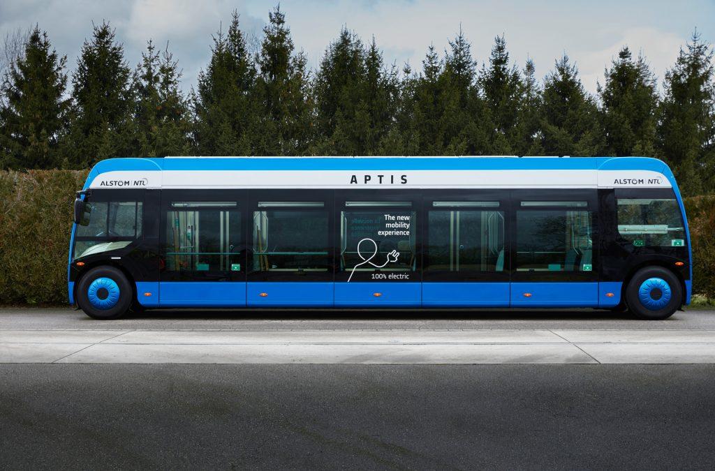 Alstom和NTL提供提供整個系統。從策劃,車輛,充電選項,道路基礎設施,車輛租賃和維修保養。