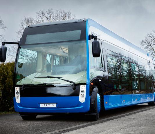 Alstom Aptis Electric Bus