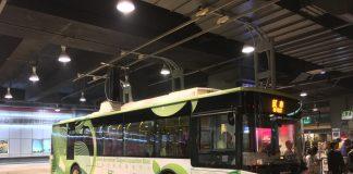 KMB Youngman Supercapacitor Bus