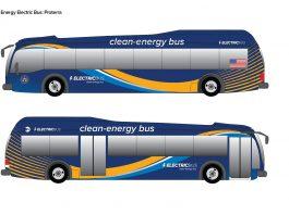 MTA ElectricBus - Protena