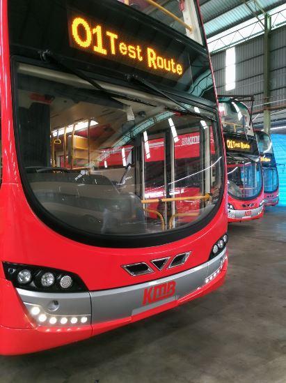 新巴士預計在今年7月正式投入服務。