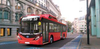 ADL BYD Enviro200 EV