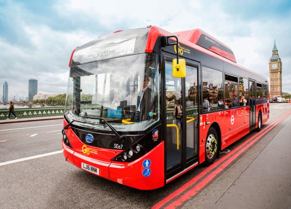 ADL強調,英國巴士運營商都非常看好結合ADL時尚造型車身和比亞迪先進電池技術打造的純電動巴士。