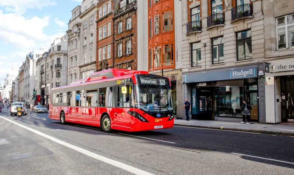 比亞迪ADL之前已取得另一倫敦營運商Go Ahead 51部電動巴士訂單