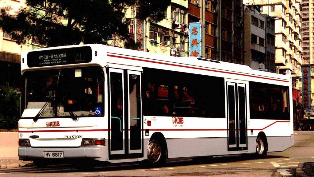九巴從新巴購入十輛Dennis Dart,主力行走211線。