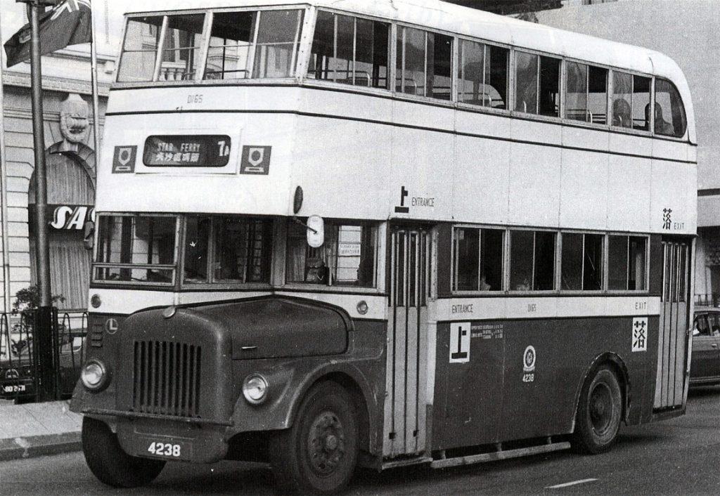 一人控制一輛巴士