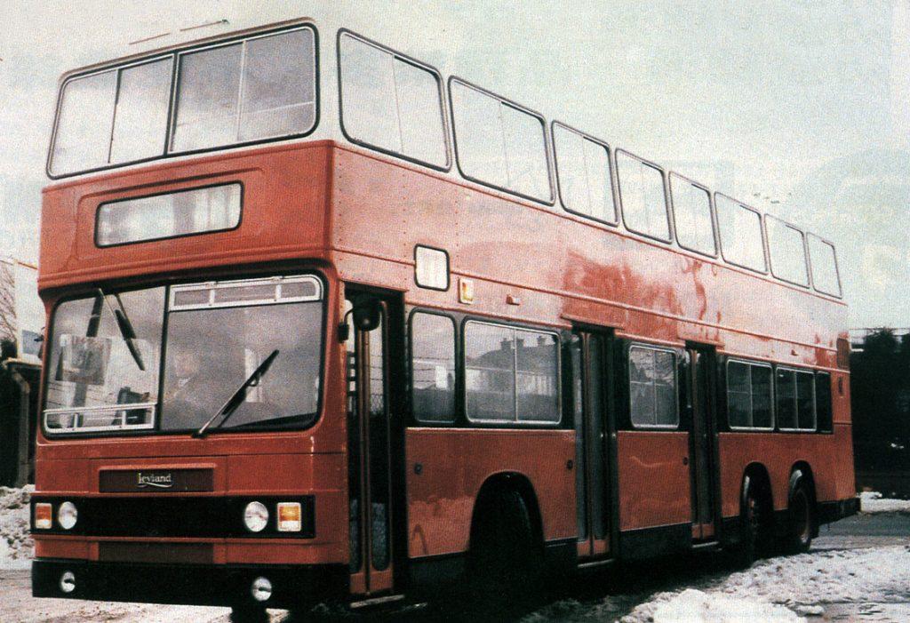 超級雙層巴士