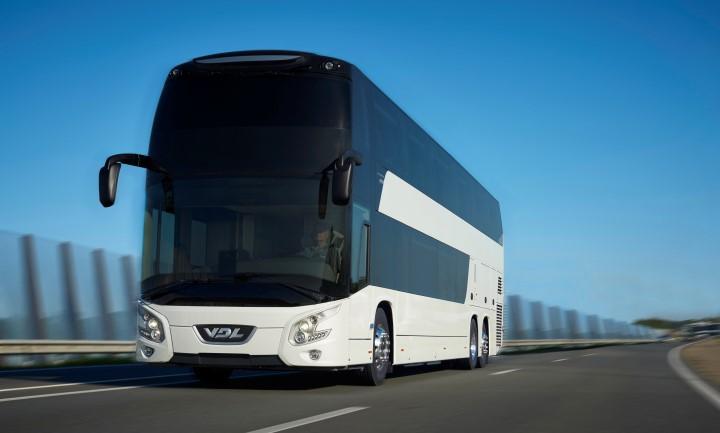 VDL Futura FDD2 14.1米雙層客車