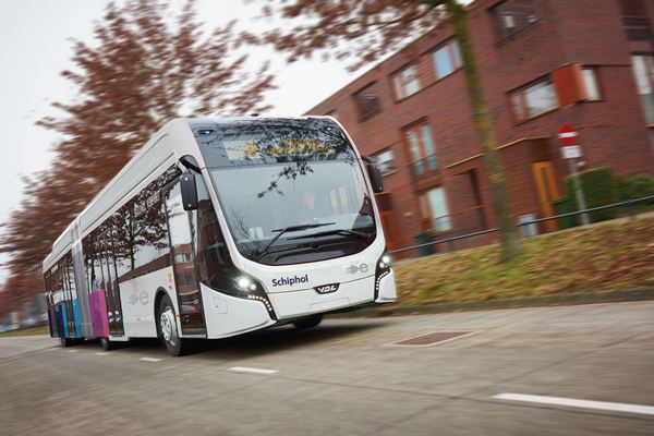 VDL Citea SLFA Electric電動掛接巴士