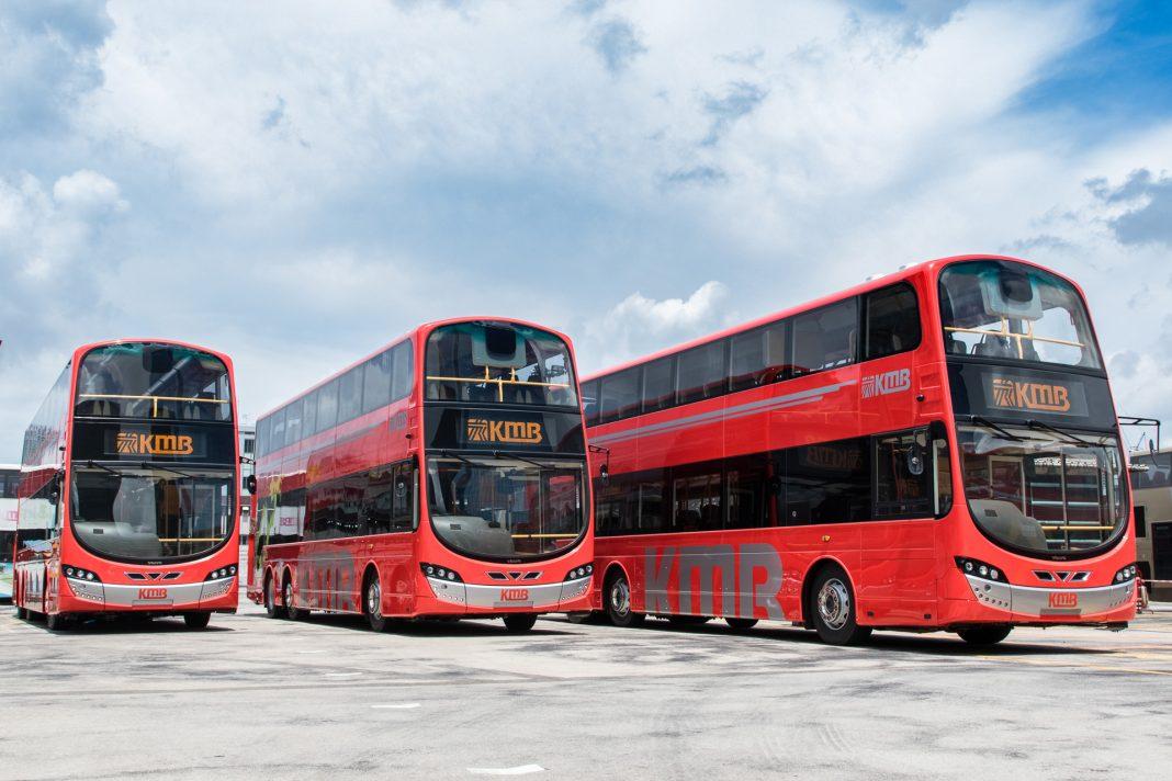 新一代九巴巴士