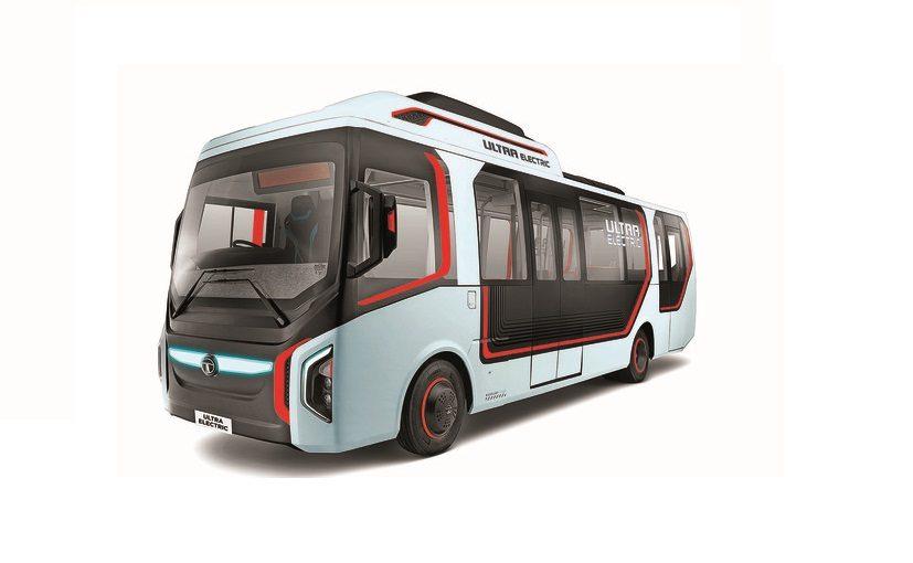 Tata Ultra Electric 9m bus
