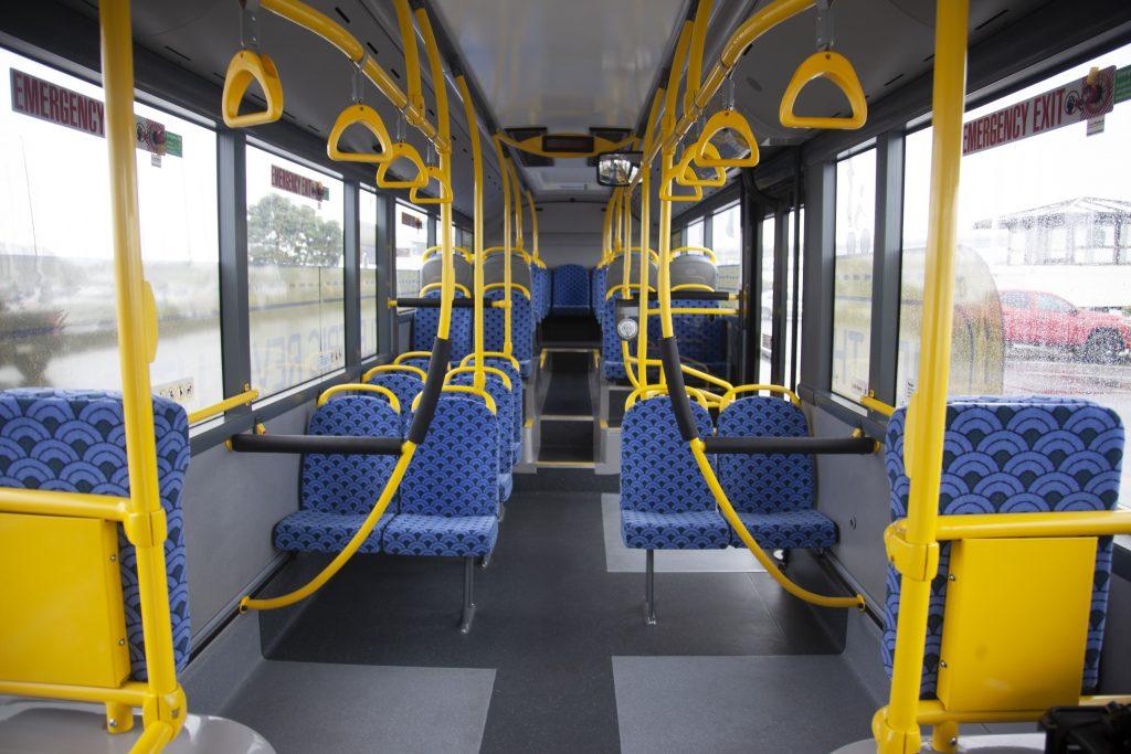 BYD-ADL Enviro200EV XLB  車廂