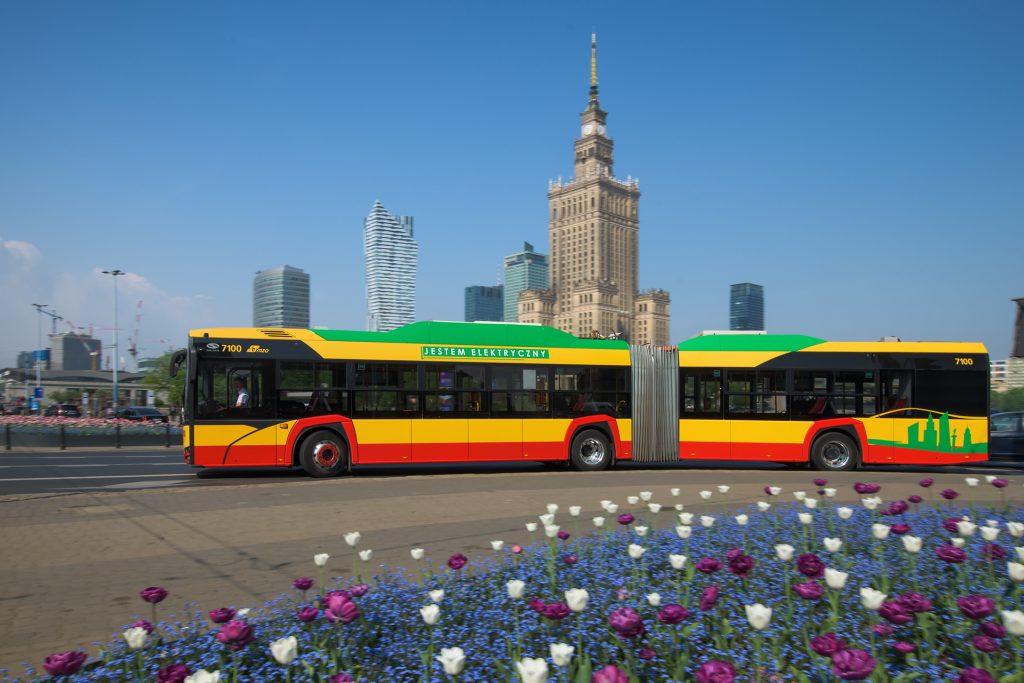 Solaris Urbino Electric Buses 18m