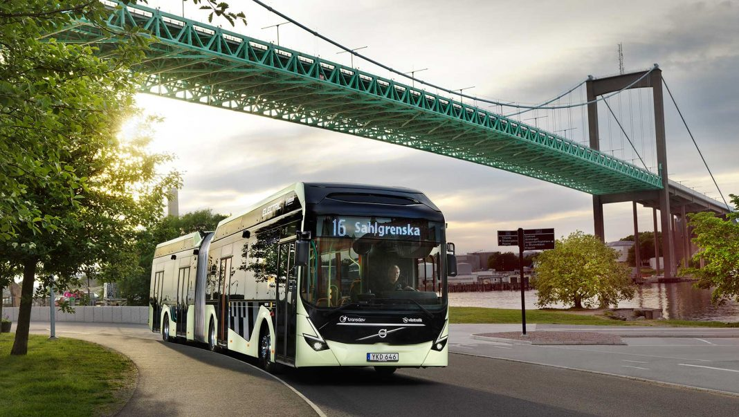 Volvo Electric Buses 2019
