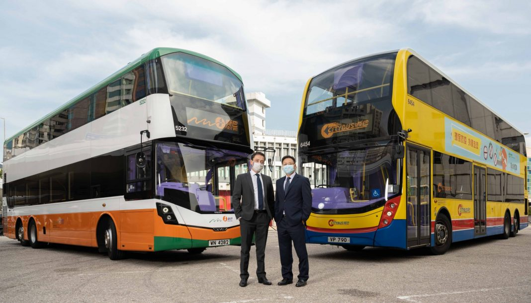 Templewater buy Citybus and NWFB