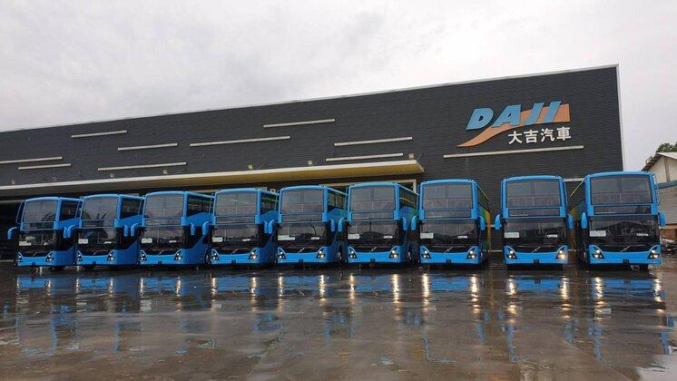Volvo B8RLE KD Transportation