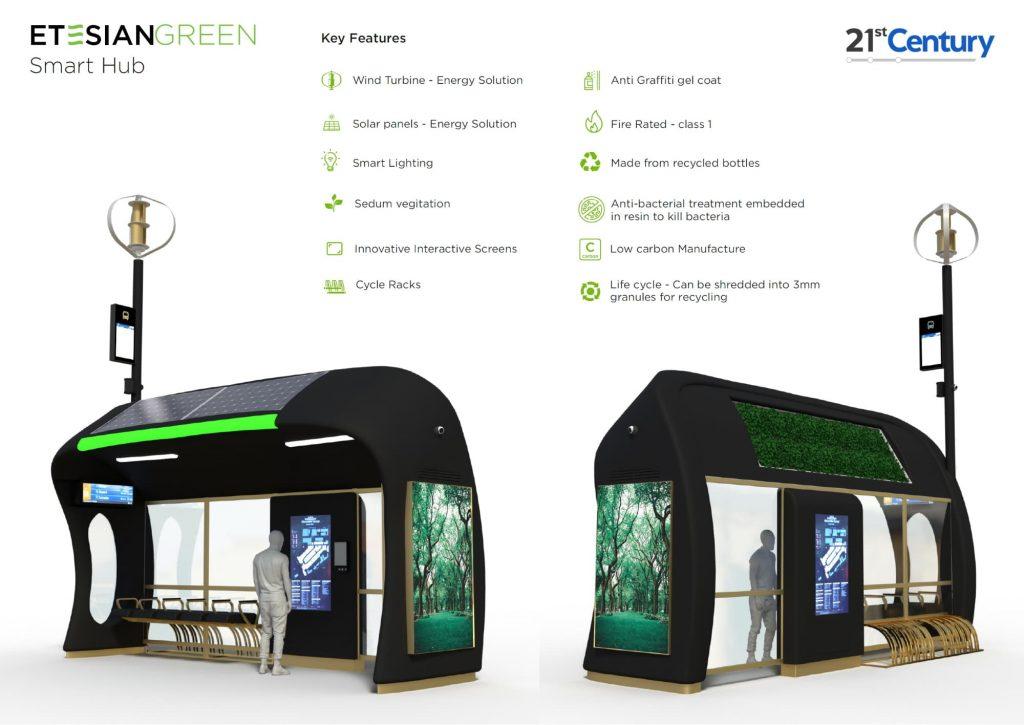Etesian 21st Smart Hub