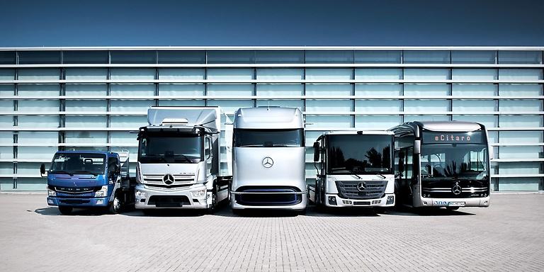 Daimler Truck Family